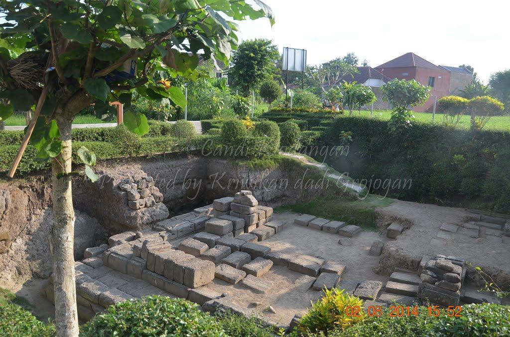 Candi Klondangan Yogyakarta