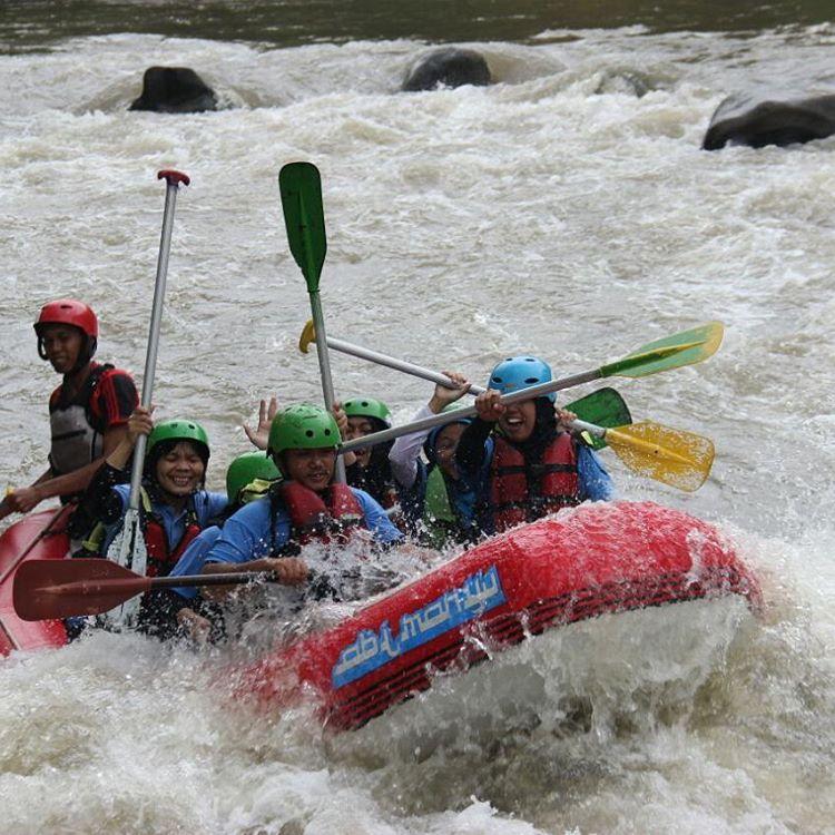 Rafting Kali Elo