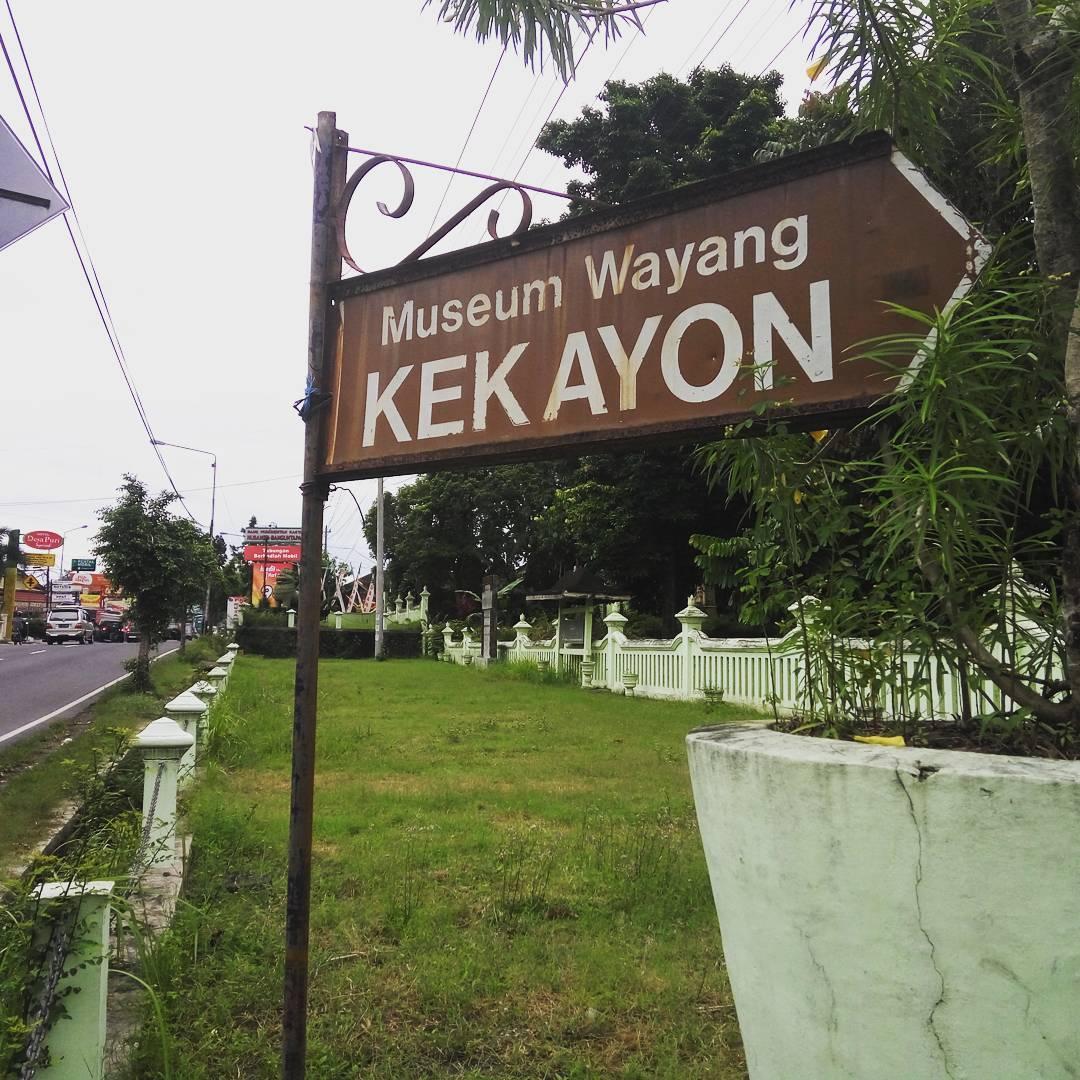 Museum Wayang Kekayon