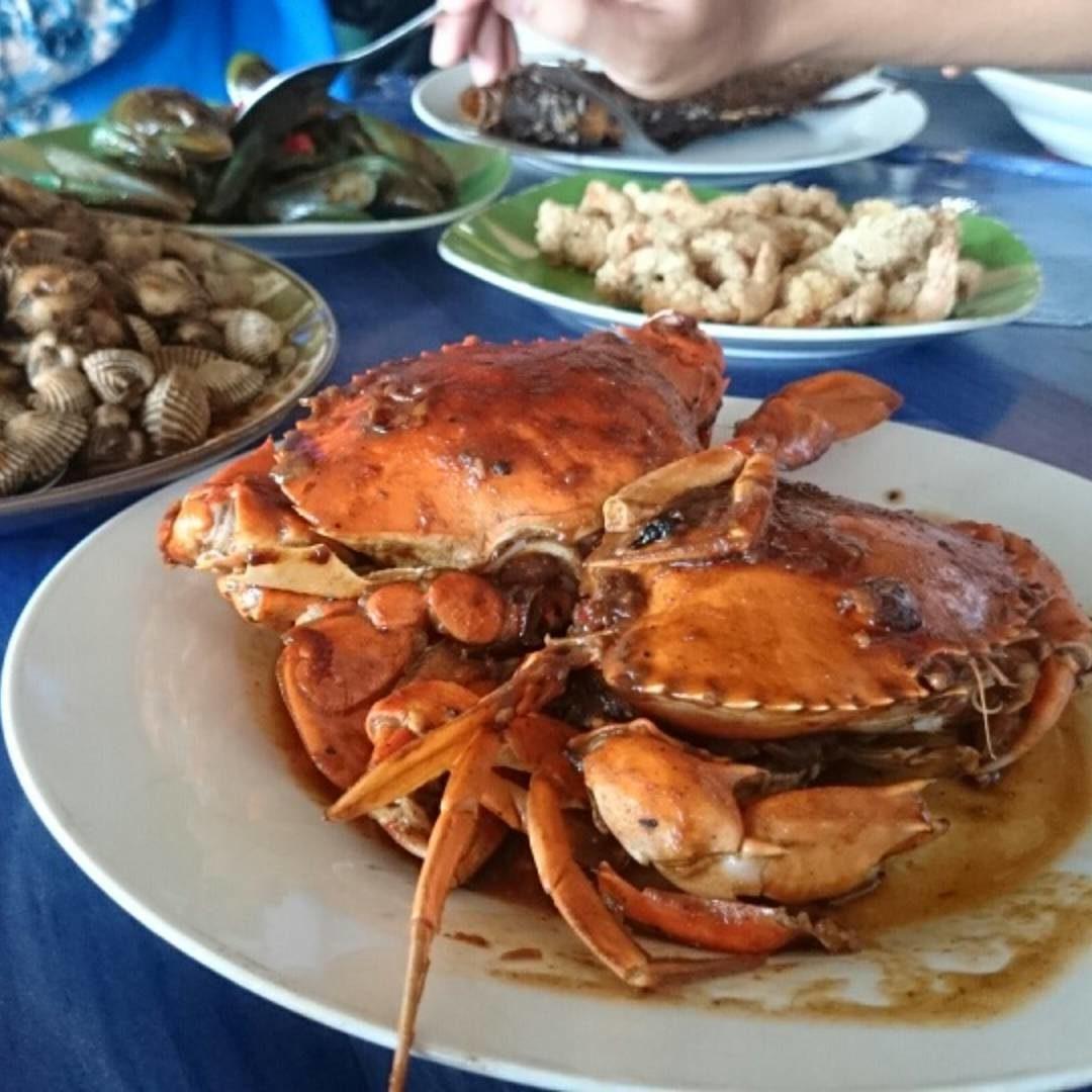 Pantai Depok Pusatnya Kuliner Laut Di Yogyakarta
